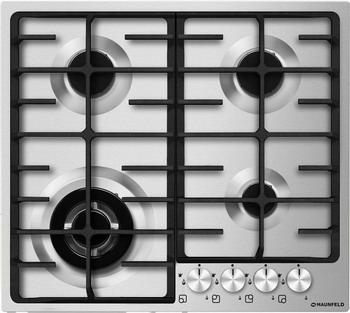 Встраиваемая газовая варочная панель MAUNFELD MGHS.64.74 S