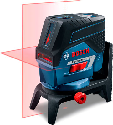 Уровень Bosch GCL 2-50 C RM2 (12 V) BM 3 L-Boxx 0601066 G 03