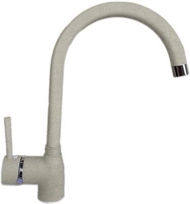 Кухонный смеситель ITALMIX MINIMALE MN 0636 (SCANDIC серый GR 82) кухонный смеситель italmix minimale mn 0636 camel сафари gr 83