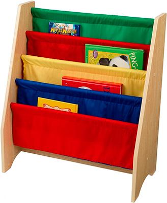Эксклюзивный книжный шкаф KidKraft ''Primary'' 14226_KE