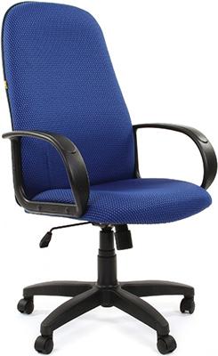Кресло Chairman 279 синий компьютерное кресло chairman game 8 черно синий