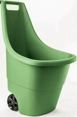 Тачка садовая Keter EASY GO BREEZE 50 L зеленая тачка садовая keter easy go breeze 50 l зеленая