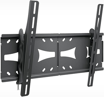 Фото - Кронштейн для телевизоров Holder LCDS-5071 черный кронштейн для телевизоров holder lcds 5066 черный глянец