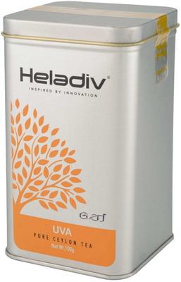Чай черный HELADIV UVA heladiv golden ceylon vintage black черный пакетированный чай 100 пакетиков