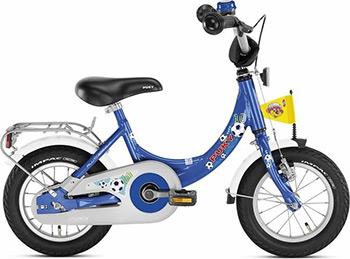 Велосипед Puky ZL 12-1 Alu 4122 blue football синий гантель hawk виниловая hkdb115 n 1 5 синий 1 5 кг