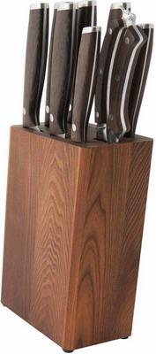 Набор ножей, ножницы и подставка Berghoff Dark Wood 1309010 набор ножей berghoff dark wood 1309010