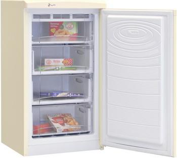 Морозильник NordFrost DF 161 EAP бежевый цена