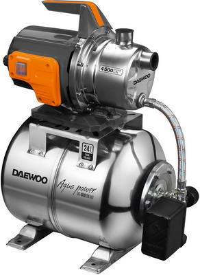 цена на Насос Daewoo Power Products DAS 4500/24 INOX