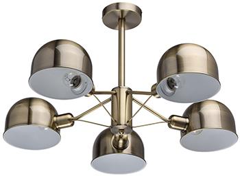 Люстра подвесная MW-light Таун 691010305 5*40 W E 27 220 V люстра mw light таун 5 691011403 потолочная