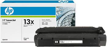 Картридж HP Q 2613 X Черный цены