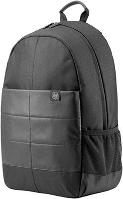 Рюкзак HP Classic Backpack черный нейлон (1FK05AA) рюкзак 20л insignia backpack