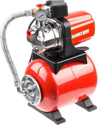 Насос Hammer NST1200B красный цены