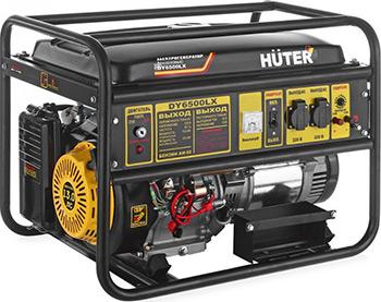 Электрический генератор и электростанция Huter DY6500LXG 64/1/32
