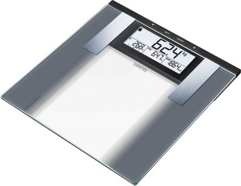 Весы напольные Sanitas SBG 21 весы напольные sanitas sbf70