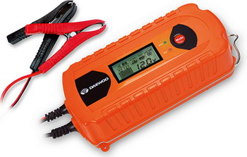 Зарядное устройство для автомобилей Daewoo Power Products DW 500 устройство зарядное daewoo dw 500 6 12в 5a
