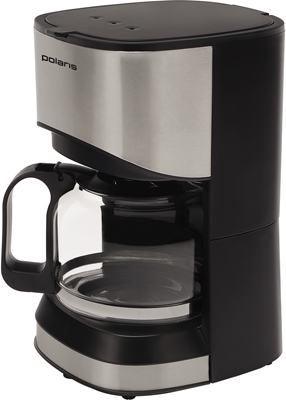 Кофеварка Polaris PCM 0613A кофеварка polaris pcm 1527e 850 вт золотисто черный