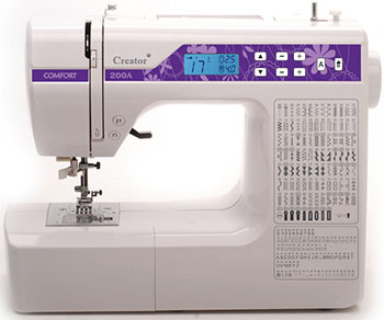 Швейная машина LEGENDA Comfort 200A