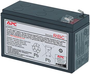 Батарея для ИБП APC RBC17 12В 9Ач BK650EI