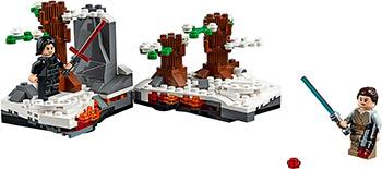 Конструктор Lego Star Wars TM Битва при базе «Старкиллер» 75236