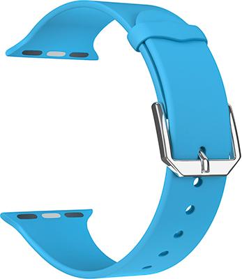 Фото - Ремешок для часов Lyambda для Apple Watch 42/44 mm ALCOR DS-APS08C-44-BL Blue lyambda силиконовый ремешок alcor для apple watch 42 44 mm green