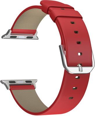 Ремешок для часов Lyambda для Apple Watch 38/40 mm MINTAKA DSP-14-40 Red цены