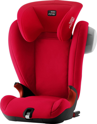 цена на Автокресло Britax Roemer Kidfix SL SICT Black Series Fire Red Trendline 2000030849