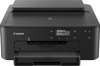 Принтер Canon Pixma TS704 WiFi USB RJ-45 черный canon pixma ts704 черный