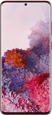 Смартфон Samsung Galaxy S20 SM-G980F красный