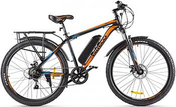 Велогибрид Eltreco XT 800 new черно-красный-2136 022298-2136