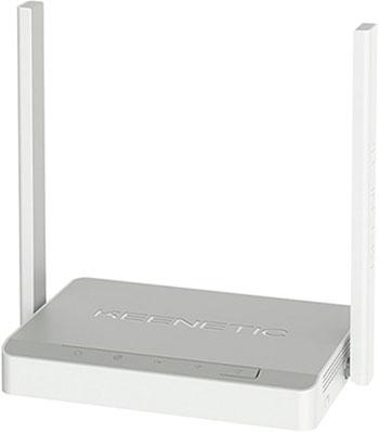 Беспроводной маршрутизатор Keenetic Lite (KN-1311) с Wi-Fi N300 беспроводной маршрутизатор adsl keenetic dsl 802 11bgn 300mbps 2 4 ггц 4xlan usb серый kn 2010