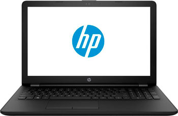Ноутбук HP 15-bs186ur (3RQ42EA) Jet Black