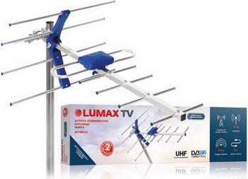 Фото - ТВ антенна Lumax DA2501A наружная антенна lumax da2504p