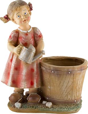 Фигурка садовая Park Девочка с лейкой 169343 недорого