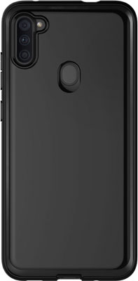 Чехол (клип-кейс) Samsung Galaxy A11 araree A cover черный (GP-FPA115KDABR)