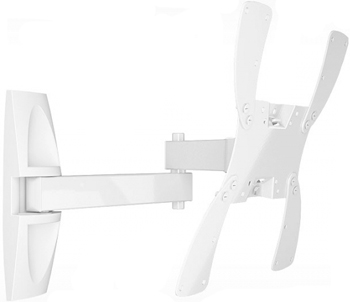 Фото - Кронштейн для телевизоров Holder LCDS-5046М белый кронштейн для телевизоров holder lcds 5065