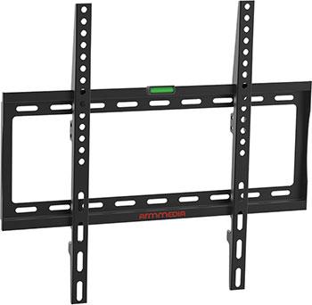 Фото - Кронштейн для телевизоров Arm media STEEL-3 black кронштейн для телевизора arm media steel 3 new 22 65 настенный фиксированный
