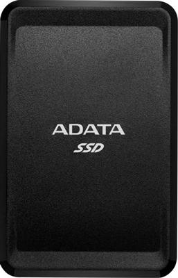 Фото - Внешний SSD жесткий диск A-DATA ASC685-2TU32G2-CBK BLACK USB-C 2TB EXT. внешний ssd жесткий диск a data ase760 256gu32g2 cti titanium usb c 256gb ext