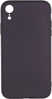 Фото - Чеxол (клип-кейс) Eva для Apple IPhone XR - Чёрный (MAT/XR-B) чеxол клип кейс eva для apple iphone xr чёрный 7279 xr b
