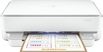 Фото - МФУ HP Deskjet Ink Advantage 6075 (5SE22C) мфу hp deskjet plus ink advantage 6475 белый