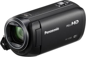 цена на Цифровая видеокамера Panasonic HC-V 380 черный