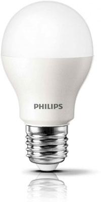 Лампа Philips Scene Switch A 60 9.5-60 W E 27 3000 K philips ledbulb 7 60 w e 27 3000 k 230 v a 60 pf