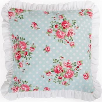 Подушка для домика BabyDomiki Fairy Rose (Феи Роз) голубая подушка пуфик babydomiki fairy rose феи роз глоубой