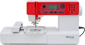 Швейная машина Minerva MC 450 ER швейная машина minerva f 832 b
