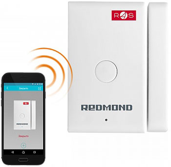 Умный датчик герконовый Redmond SkyGuard RG-G 31 S белый цены