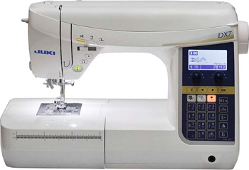 Швейная машина Juki HZL DX-7 4946973007416 швейная машина juki hzl f300