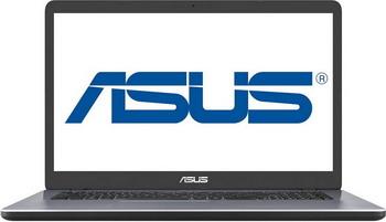 Ноутбук ASUS X 705 MB-BX 010 T (90 NB0IH2-M 00300) серый ноутбук asus x 555 bp xx 297 t 90 nb0d 32 m 04190 черный