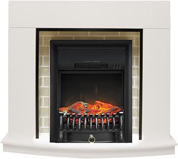 Каминокомплект Royal Flame Montana с очагом Fobos BL (белый) 811164923893 royal flame realflame montana 33