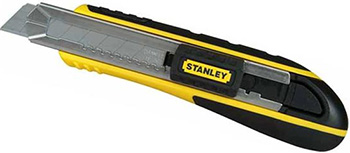 Нож Stanley ''FatMax'' 18 mm 0-10-481 нож строительный stanley fatmax® xtreme™ 0 10 789