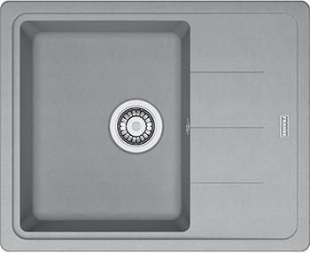 Кухонная мойка FRANKE BFG 611 C 3 5'' ст-вент серый