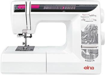Швейная машина ELNA 3007 Женева швейная машина elna excellence 680